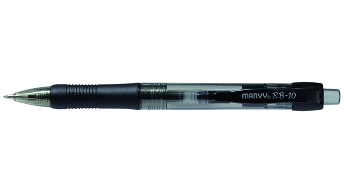 Retractable Ballpoint Pen 1.0mm