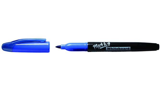 Mark It 4 Whiteboard Marker Bullet