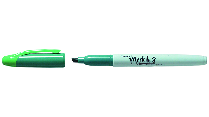 Mark It 3 Permanent Marker Chisel