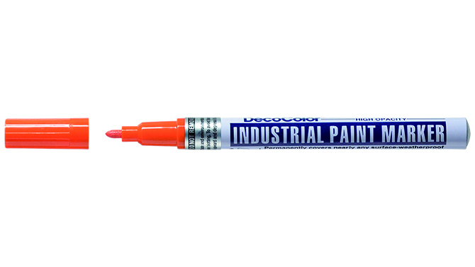 DecoColor Industrial Paint Marker Fine
